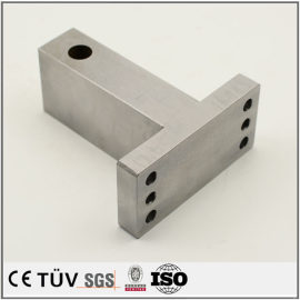 High quality OEM made stainless steel drilling working technology process working parts