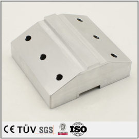Low price custom made aluminum drilling machining processing parts