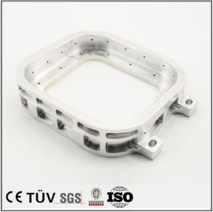 High demand OEM made aluminum tapping fabrication service machining parts