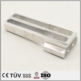 Advanced aluminum CNC machine milling service custom working parts