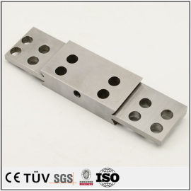 Famous custom carbon steel milling fabrication parts