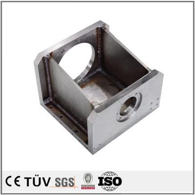 精密鋼の材質、溶接技術の溶接手法