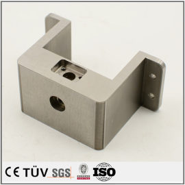 Admitted customized carbon steel machining center fabrication service CNC machining parts