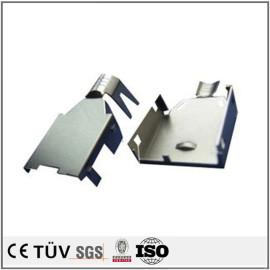 China metal fabrication companies provide sheet metal bender cutter parts
