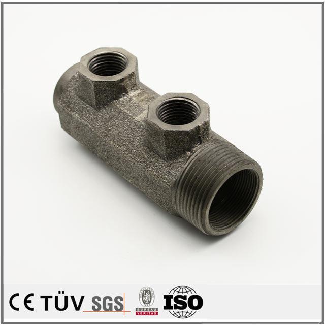 SUS材質、水ガラス鋳造、バルブ鋳造