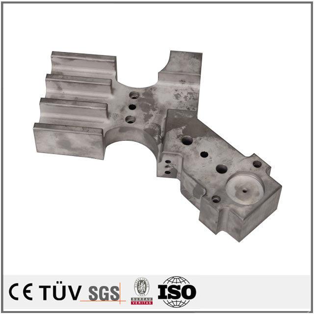 旋盤加工、表面ガス窒化処理精密部品
