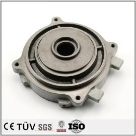高度な鋳造技術、高精密加工の鋳造品