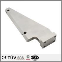 Hot sale custom made aluminum threading fabrication service machining parts