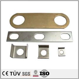 Popular OEM made steel metal sheet fabrication service process working parts
