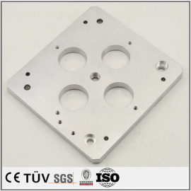 Reasonable price customized aluminum drilling machining technology processing parts