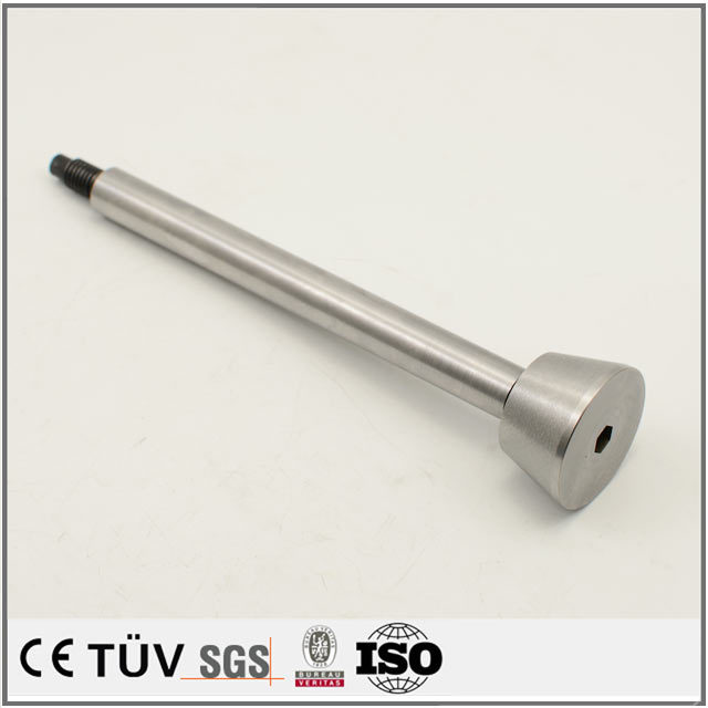 High quality OEM stainless steel slow wire working technology process and machining parts