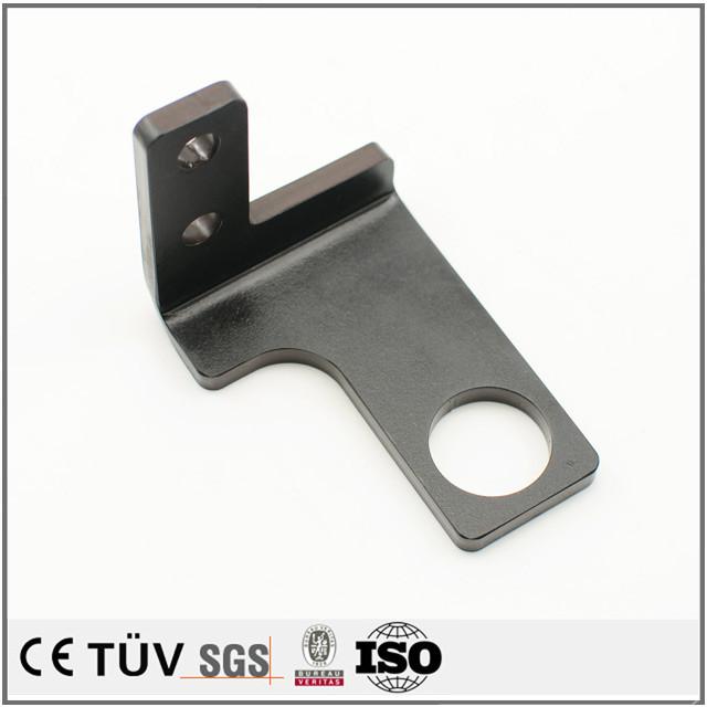 精密小型板金部品、曲げ加工技術