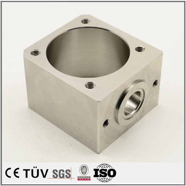 Hot sale customized carbon steel CNC milling processing technology working parts