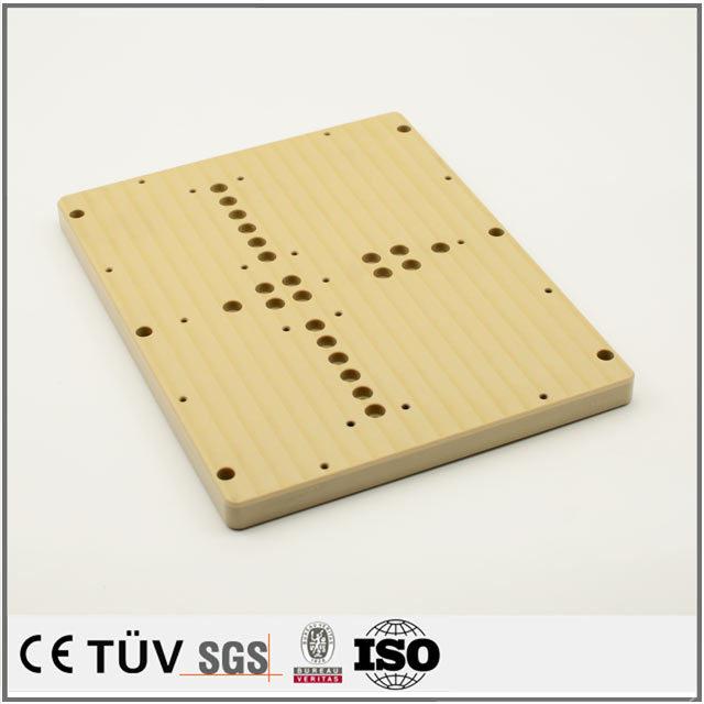 Reasonable price OEM PEEK milling service fabrication parts