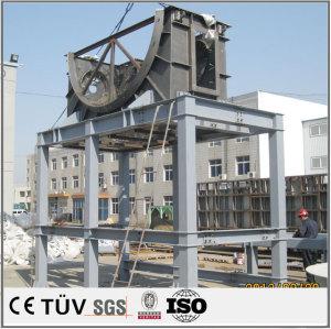 大規模産業用金属ステント溶接加工、専門溶接技術、点溶接ガス溶接レーザー溶接など