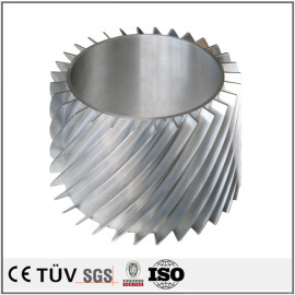 Famous customized aluminum alloy grinding fabrication service machining parts