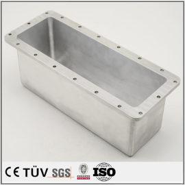 Cheap custom made aluminum milling fabrication service CNC machining precision machines parts