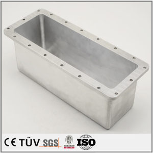 Cheap custom made aluminum milling fabrication service CNC machining precision machines parts