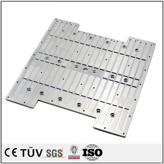 Experienced made aluminum fast wire fabrication parts