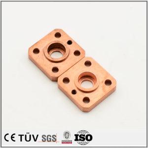 クロム銅-高強度-耐高温-良好な導電性