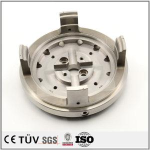 SUS材質、精密加工金属部品