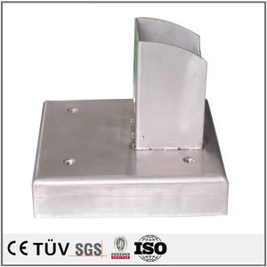 Custom welding stainless steel fabrication machine parts