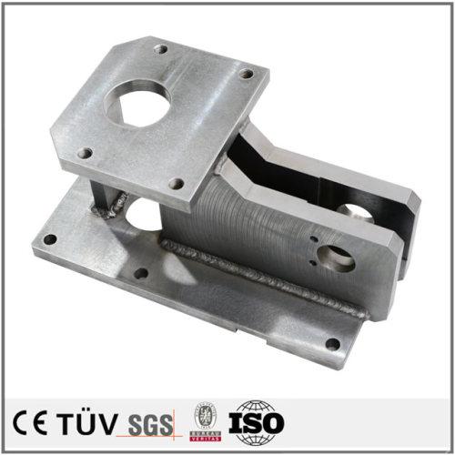 ステンレス部品の溶接加工、複雑な構造部品の溶接加工