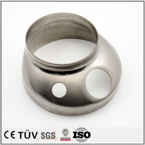小型精密板金部品、曲げ加工技術