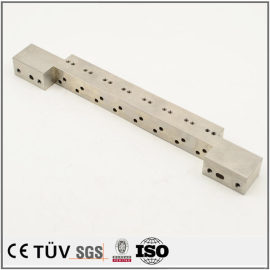 Professional customized carbon steel drilling technology machining processing parts