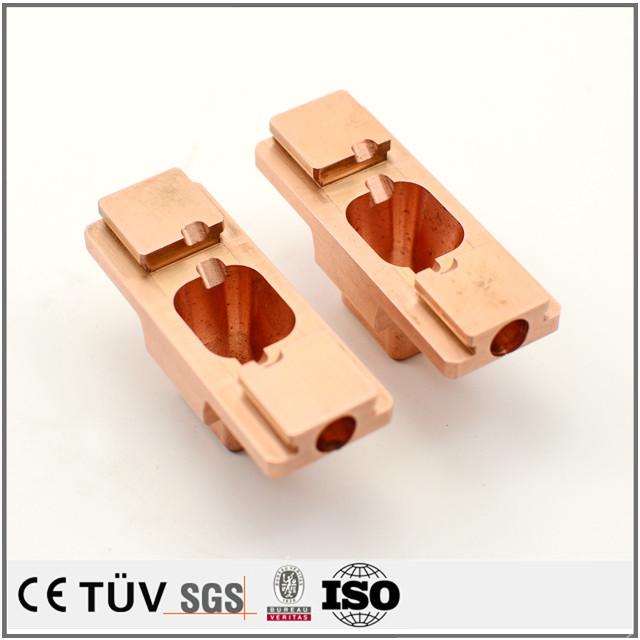 青銅、C1020、C2801素材、銅部品の完成品