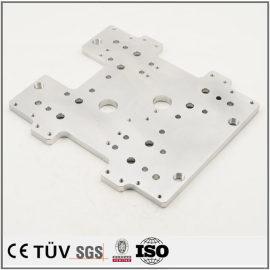 Popular OEM aluminum drilling machining craftsmanship processing parts