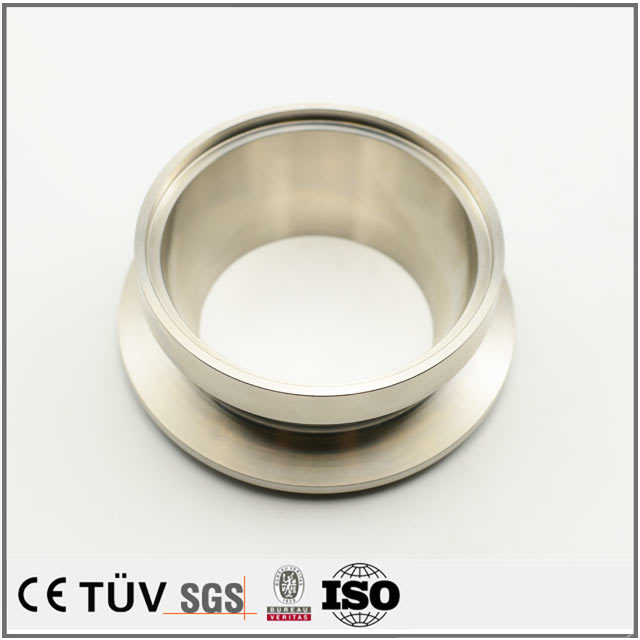 Factory custom made carbon steel CNC turning processing service working parts