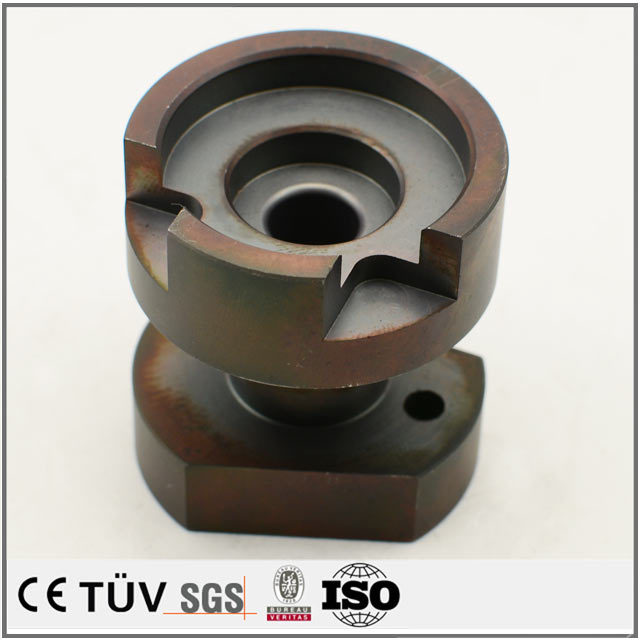 Good quality OEM made steel alloy quenching fabrication service working parts
