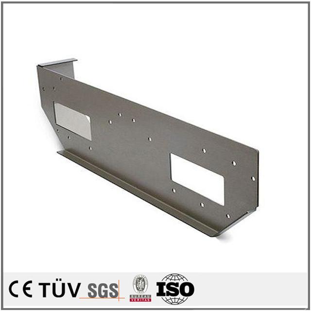Hot selling OEM aluminum alloy sheet metal CNC bending process service working part