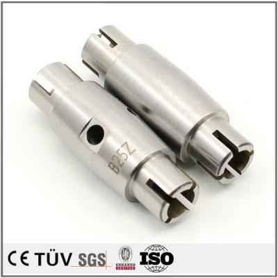 金属部品、焼入れ戻入れ熱処理、熱処理対応メーカー