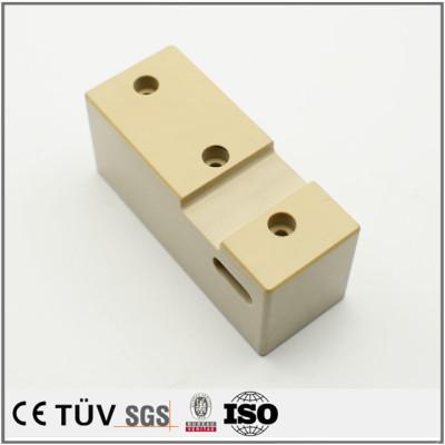 PEEK材質非金属素材の部品加工