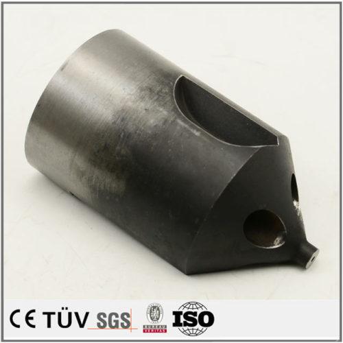ステンレス材質、焼入れ戻入れHRC40-45/HRC63熱処理加工技術