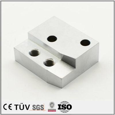 SUS材質、表面フラシュメッキ処理