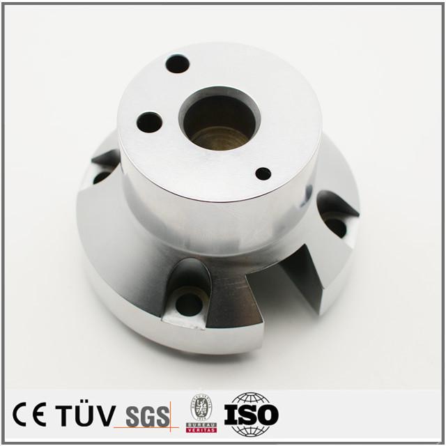 表面処理硬質クロームメッキ、バフ処理の精密部品