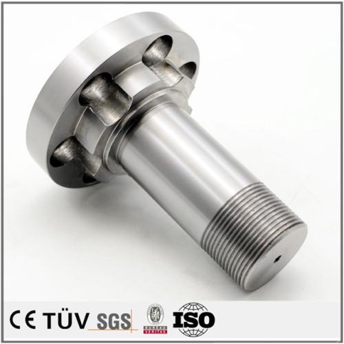 高精度熱処理金属部品完成品、調質加工