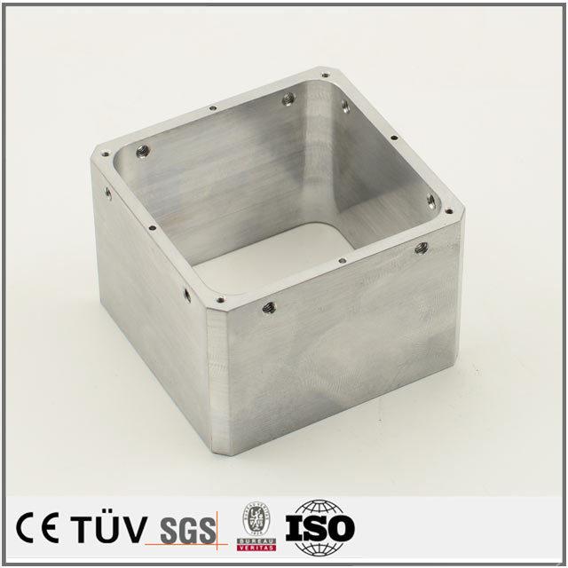 アルミニウム部品、表面アルマイト処理