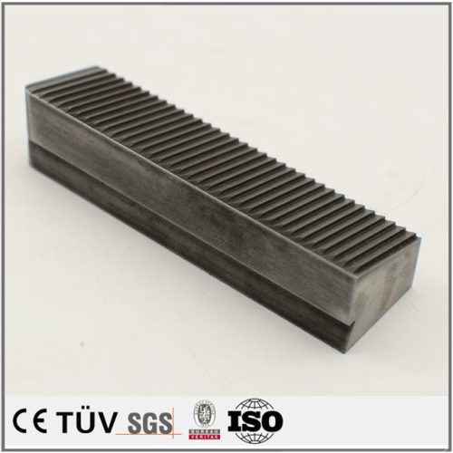 SK材、旋盤設僃加工、熱処理焼入れ
