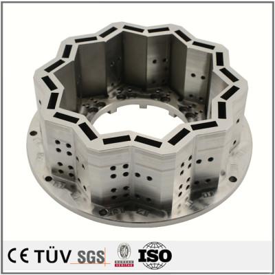 5軸マシニングセンターか旋盤加工、SK材質