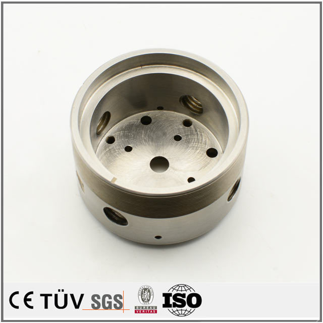 SS440,SUS316材質、超精密微細加工パーツ
