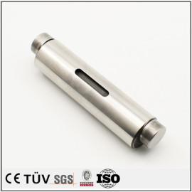ステンレス材質、焼入れ焼戻しHRC63/40-45