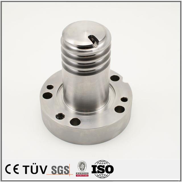 SKD61材質、高精度ダイカスト金型部品