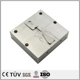 A7075アルミ材質、研削、放電、旋削加工,漁具金型製品