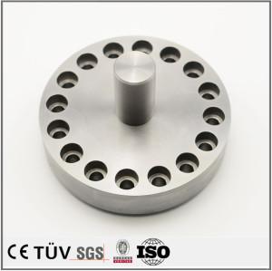 SS400/S45C材質、旋盤、フライス盤など設備加工、焼入れ処理