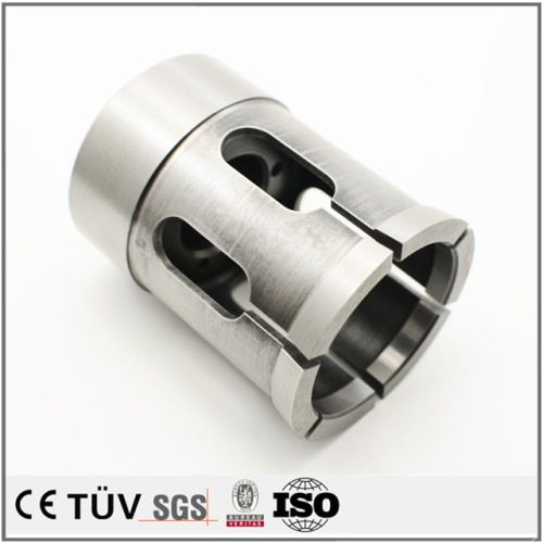 20CrMo,30CrMo材質、ドライバーのパーツ、バフ処理