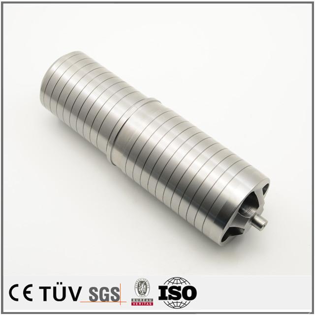 S45C材質、 精密機械のパーツ、熱処理プロセス
